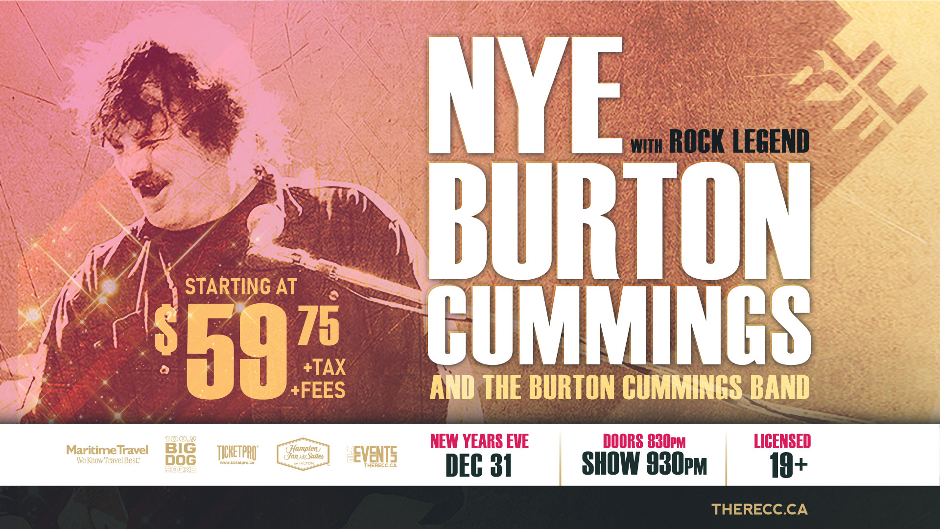 Burton Cummings NYE WEB